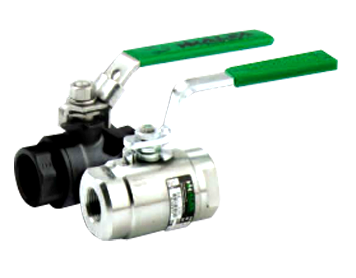 2 PIECES ALFA 20 Ball Valve