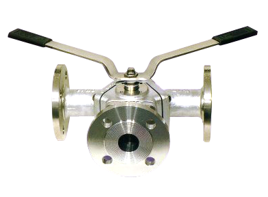 3-way Ball Valves serie 3