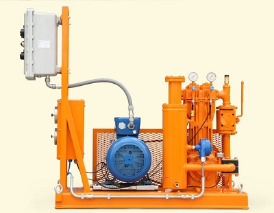 Oil-Free Reciprocating Compressors