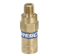 cryogenics gas relief valves CGA G-4.1 for LNG and medical gases