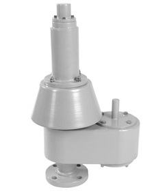 PED Vacuum pressure valves for high settings up to 2 barg