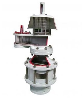 Vent Valves with Flame Arrestors