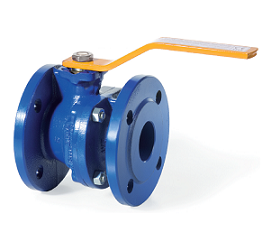 Ball Valves Split Body in GJS‐400‐15