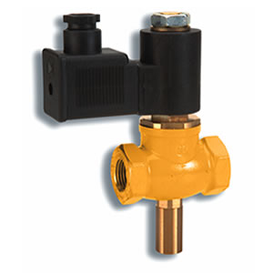 Automatic gas Solneoid valves
