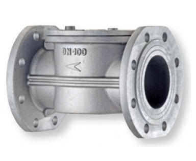 PN6 Gas Filters with PN16 Flanges