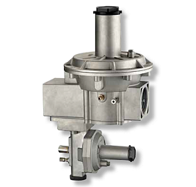 Direct Acting Regulator with Slam Shut-off Valve